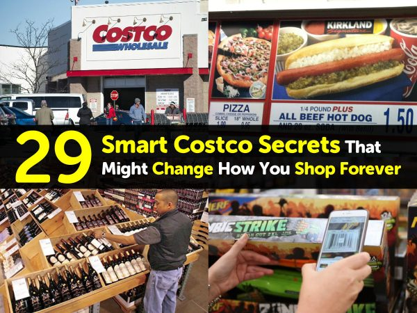 29 Smart Costco Secrets That Might Change How You Shop Forever