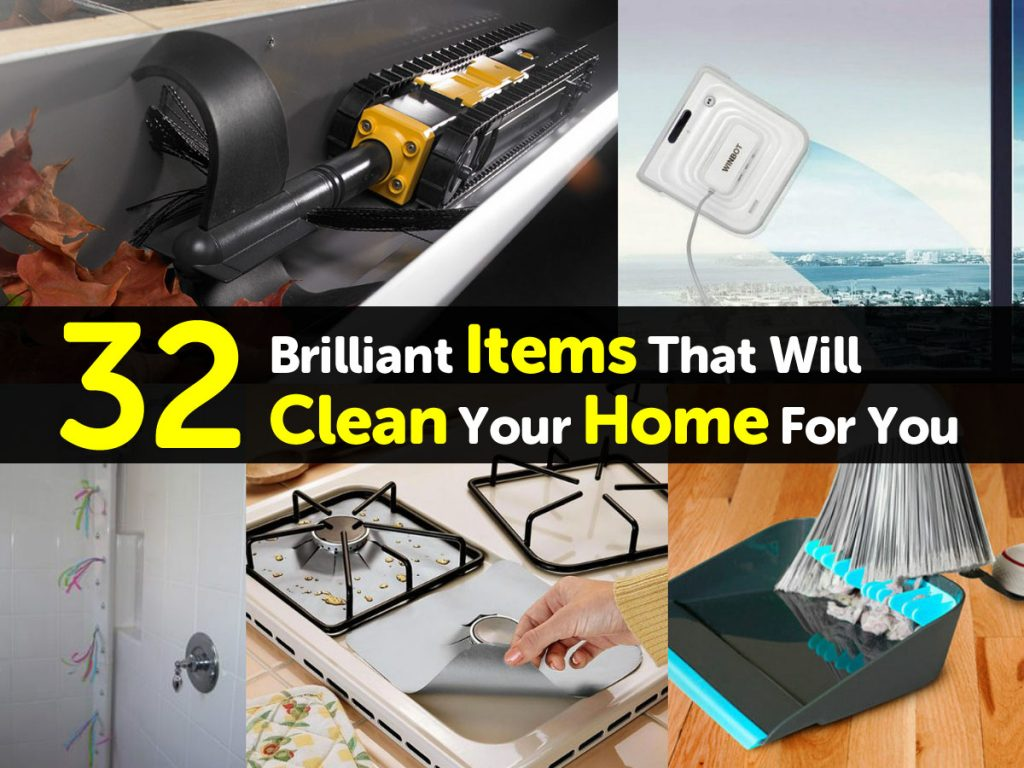 items-that-clean;home