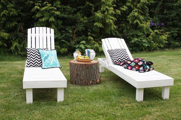 25 Unique Outdoor Swing Cushions Ideas On Pinterest: 25 Brilliant DIY Outdoor Furniture Ideas That Are Totally