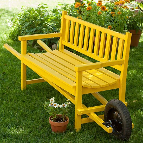 25 brilliant diy outdoor furniture ideas that are totally unique
