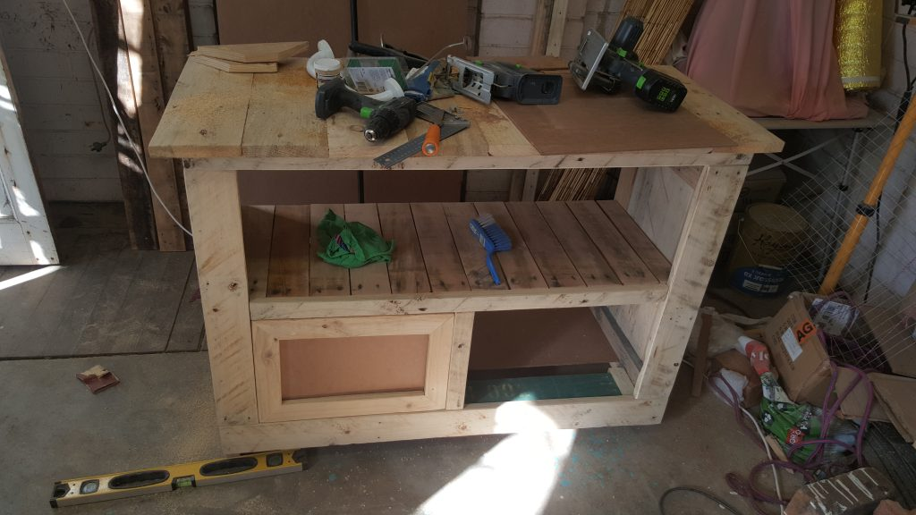 How To Make An Amazing Diy Kitchen Cabinet Mostly Out Of
